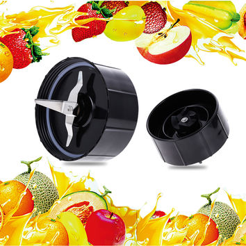 High Quality Jucier Parts Replacement Part for Magic Bullet Cross Blade Included Rubber Seal Ring