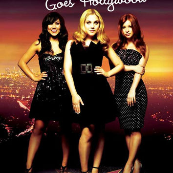 Degrassi Goes Hollywood 11x17 Movie Poster (2009)