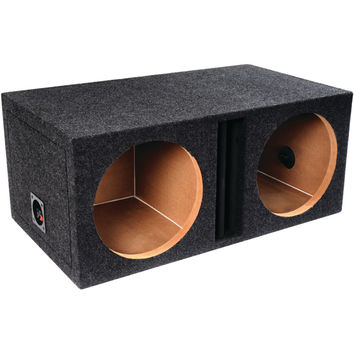 """Atrend Bbox Series Dual Vented Enclosure With Divided Chamber (12"""")"""
