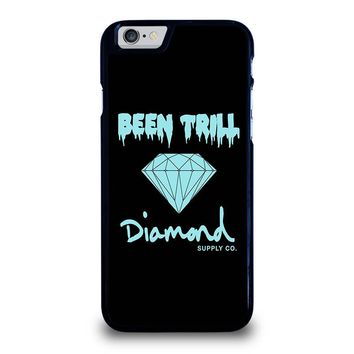 BEEN TRILL DIAMOND BLACK iPhone 6 / 6S Case Cover
