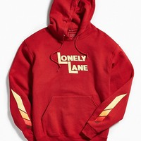 Common Culture Lonely Lane Hoodie Sweatshirt | Urban Outfitters