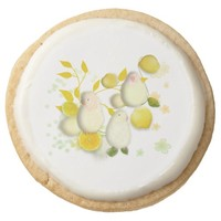 12 Birds & Lemons Cookies Shortbread