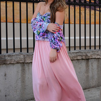 Dancing Shores Maxi Skirt
