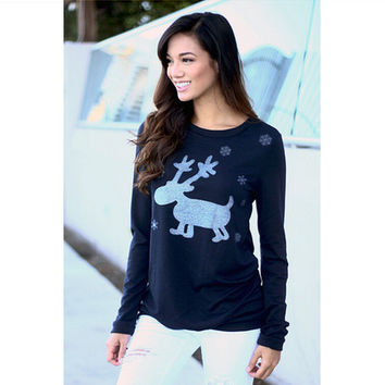 Autumn Strong Character Hot Sale Print Hoodies [7322500673]