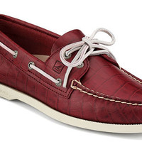 Sperry Top-Sider Men's Authentic Original Croc Boat Shoe