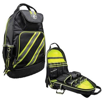 Klein Tools Tradesman Pro High Visibility Backpack