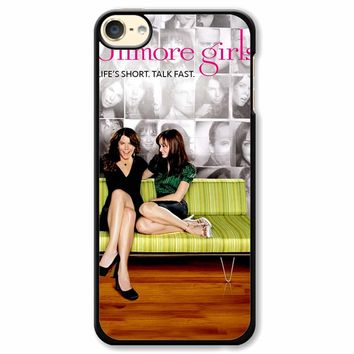 Gilmore Girl Poster 2 iPod Touch 6 Case