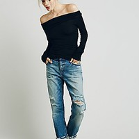 Free People Womens Cassiopia Tee