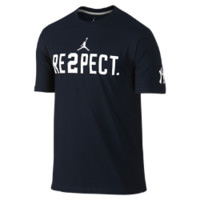 "Jordan ""RE2PECT"" (Derek Jeter) Men's T-Shirt, by Nike"