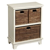 Holtom Chest - Antique White