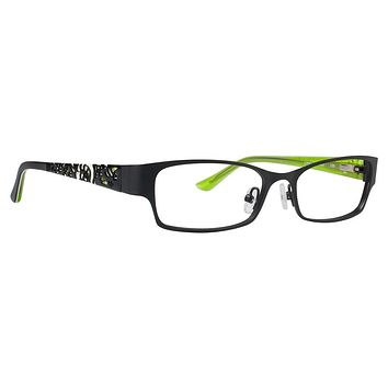 Vera Bradley - Trudy 51mm Lime's Up Eyeglasses / Demo Lenses