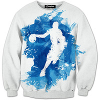 Ice Cold Crossover Crewneck