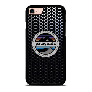 PATAGONIA FISHING BUILT TO ENDURE iPhone 8 Case Cover