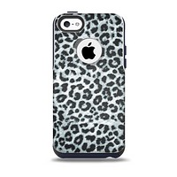 The Real Leopard Animal Print Skin for the iPhone 5c OtterBox Commuter Case
