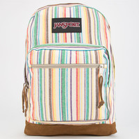 Jansport Right Pack Backpack Multi Weave Stripe One Size For Men 24760495701