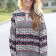 Long Road Home Blouse