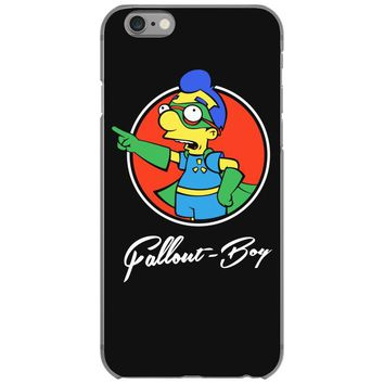 fallout boy iPhone 6/6s Case