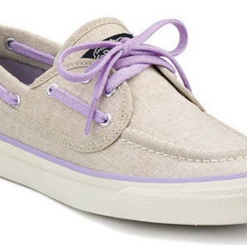 Sperry Top-Sider Women's Sperry Top-Sider Cloud Logo Seamate Sneaker.