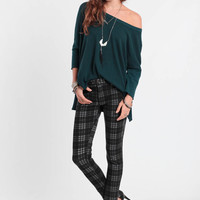 Prep School Plaid Pants