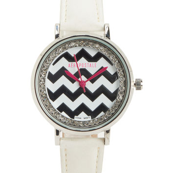Patterned Face Watch
