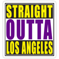 Straight Outta Los Angeles by straightoutta