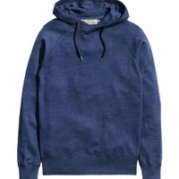H&M Knit Cotton Hooded Sweater $34.99