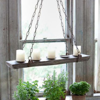 Reflectory Hanging Candelabra