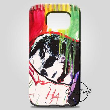 The Joker Paint Art Samsung Galaxy Note 8 Case | casescraft