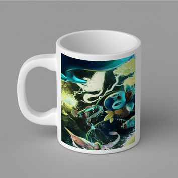 Gift Mugs | Pokemon Epic Battle Ceramic Coffee Mugs
