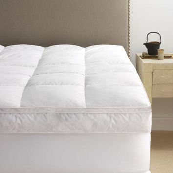 Pillowtop Down Featherbed by Scandia Home