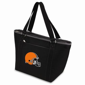 Cleveland Browns Insulated Black Cooler Tote