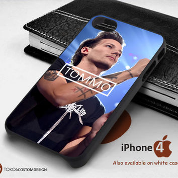 Tommo One Direcion for iPhone 4/4S, iPhone 5/5S, iPhone 6, iPod 4, iPod 5, Samsung Galaxy Note 3, Galaxy Note 4, Galaxy S3, Galaxy S4, Galaxy S5, Galaxy S6, Phone Case