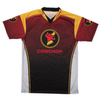 Cow Chop eSports Gaming Jersey
