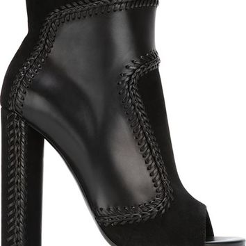 Tom Ford Braided Trim Booties - Splash By The Beach - Farfetch.com