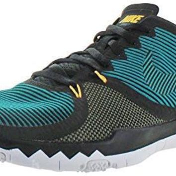 Nike Free Trainer 3.0 V4 Men's Training Shoes Sneakers Green Size 12