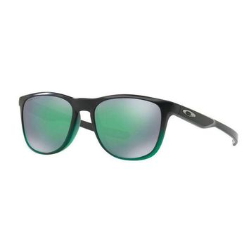 Gotopfashion OAKLEY TRILLBE X JADE FADE PRIZM JADE IRIDIUM GLASSES NEW