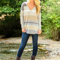 LOVE STITCH:Comforts Of Home Sweater