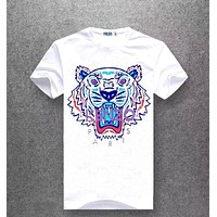 KENZO  Fashion Casual Shirt Top Tee