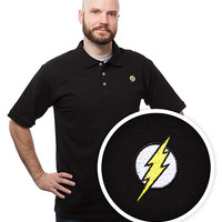 Flash Polo - Black,