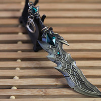League of Legends Tryndamere Pendant Keychain