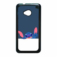 Hello Stitch Disneylilo & Stitch HTC One M7 Case