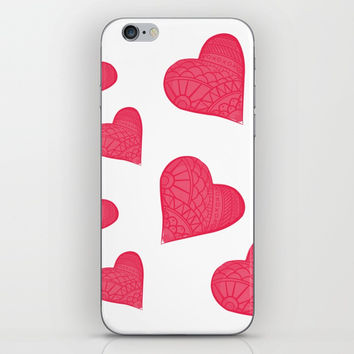 One Love iPhone & iPod Skin by Titus Ruiz