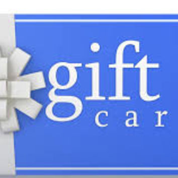 Eliza Bella Gift Cards... $20, $25, $50 $100