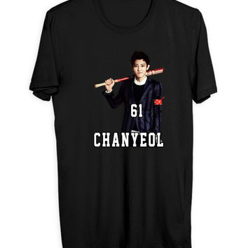 Chanyeol 61 Exo Mens T Shirt