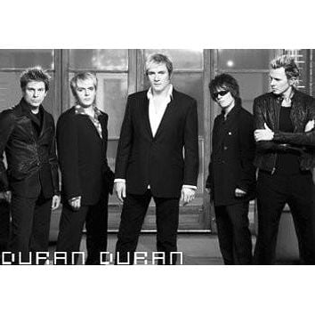 DURAN DURAN POSTER Amazing Group Shot HOT NEW 24x36