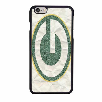 green bay packers nfl iphone 6 6s 4 4s 5 5s 6 plus cases