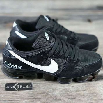 Nike Air MAX 2018?DUNK SB LOW Trending Casual Sport Running Shoes Black G-SSRS-CJZX