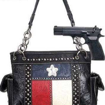 Flag: Texas Pride Concealed Handgun Collection Handbag