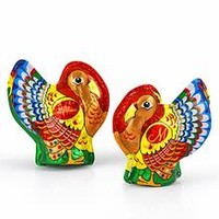 1 oz Milk Chocolate Thanksgiving Turkeys - 20CT Box • Thanksgiving Candy & Chocolate • Holiday Gifts, Chocolate & Candy • Oh! Nuts®