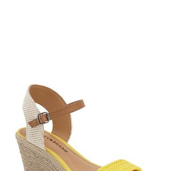 Lucky Brand 'Katereena' Wedge Sandal (Women) | Nordstrom